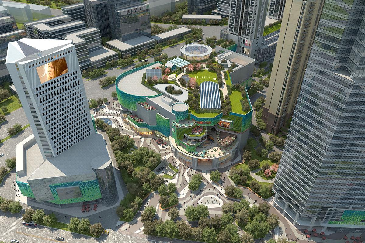 武汉南国中心 (3)