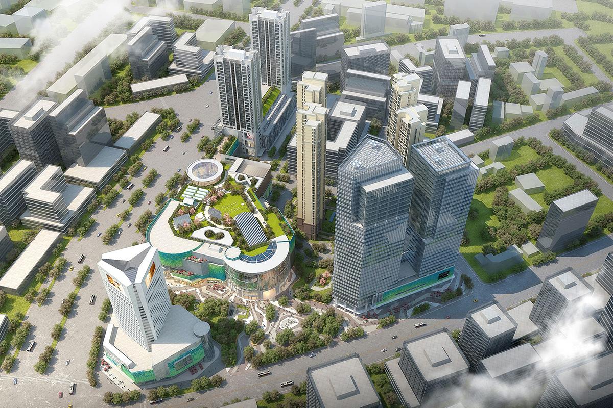 武汉南国中心 (4)