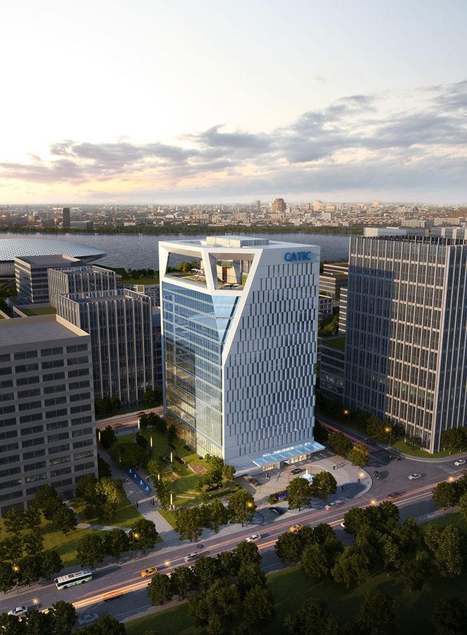 上海世博中航租赁总部 (3)