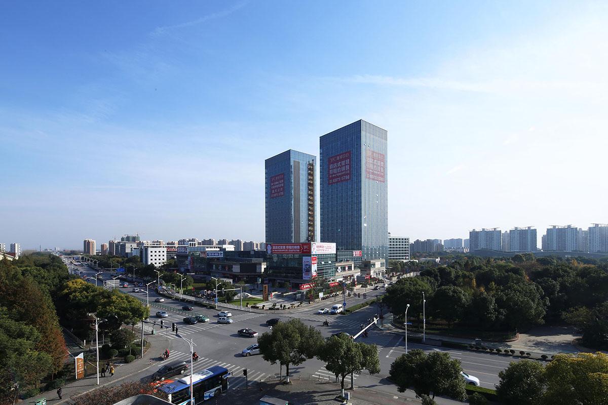 上海青浦吉富绅商业中心 (1)