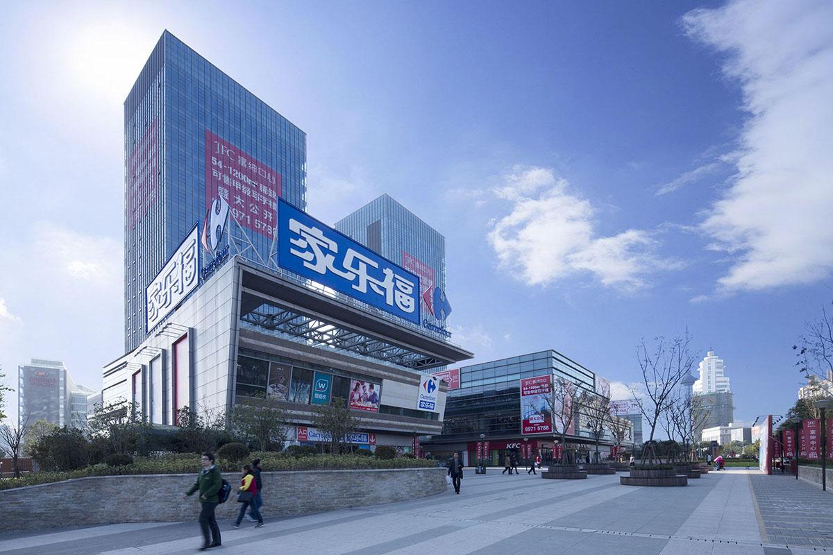 上海青浦吉富绅商业中心 (3)