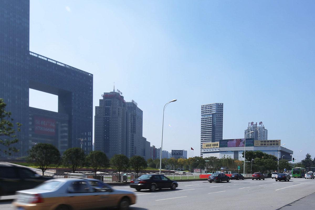 武汉洪山广场悦公馆 (2)