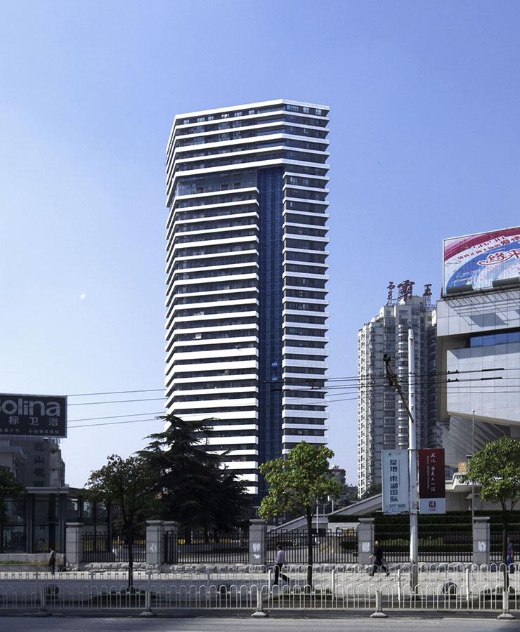 武汉洪山广场悦公馆 (1)
