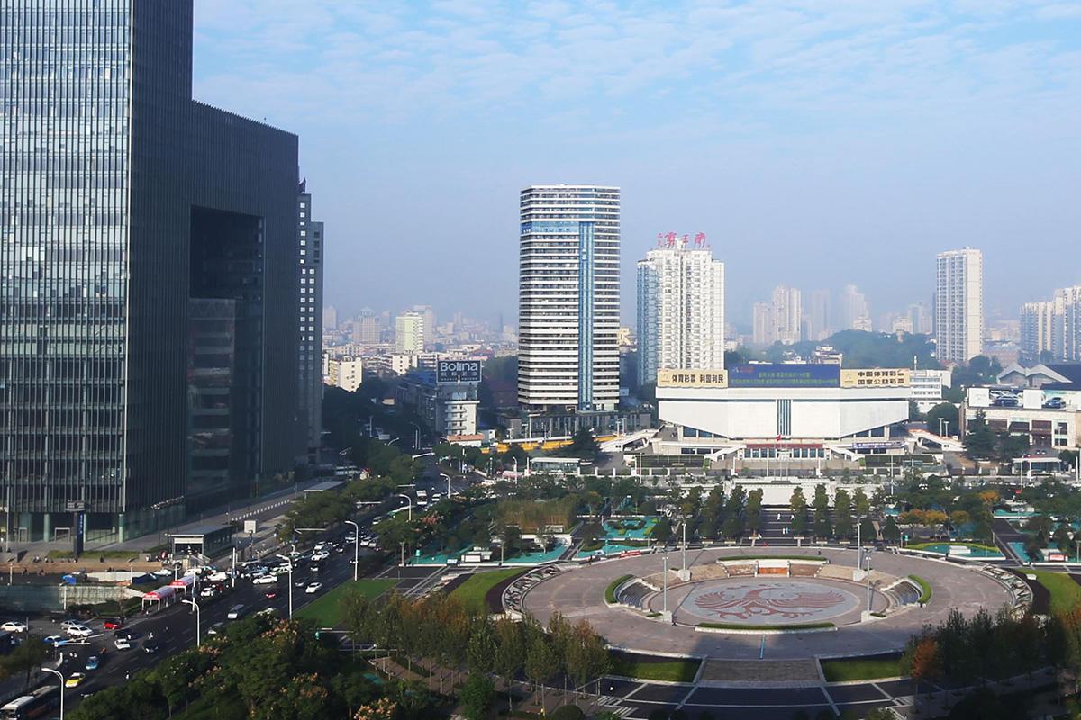 武汉洪山广场悦公馆 (3)