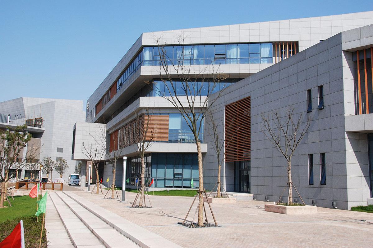 苏州张家港文化中心 (11)