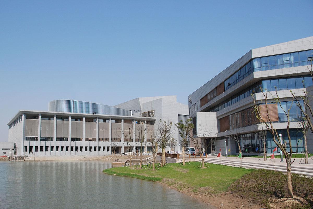苏州张家港文化中心 (7)