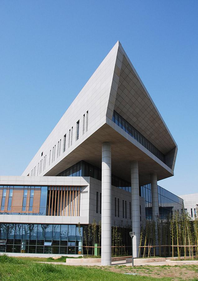 苏州张家港文化中心 (10)