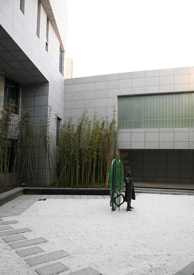 苏州张家港文化中心 (13)