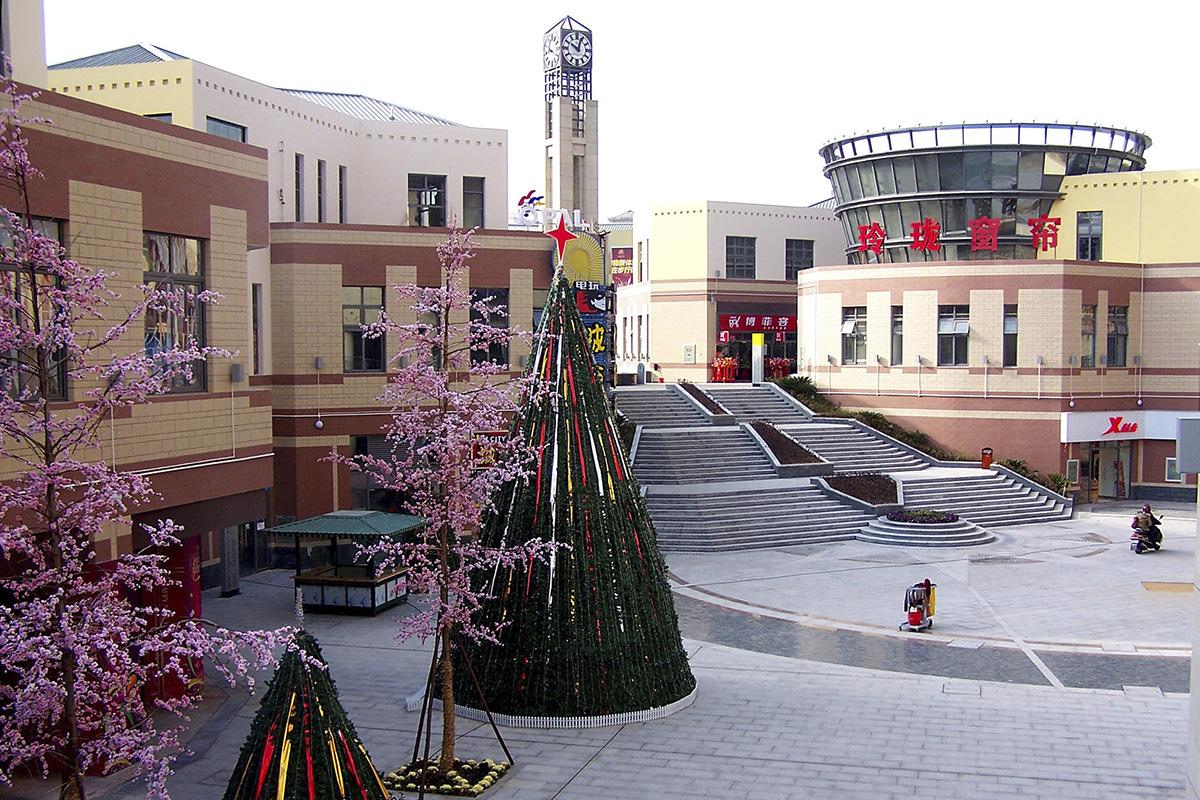 宜昌市中心商业步行街 (3)