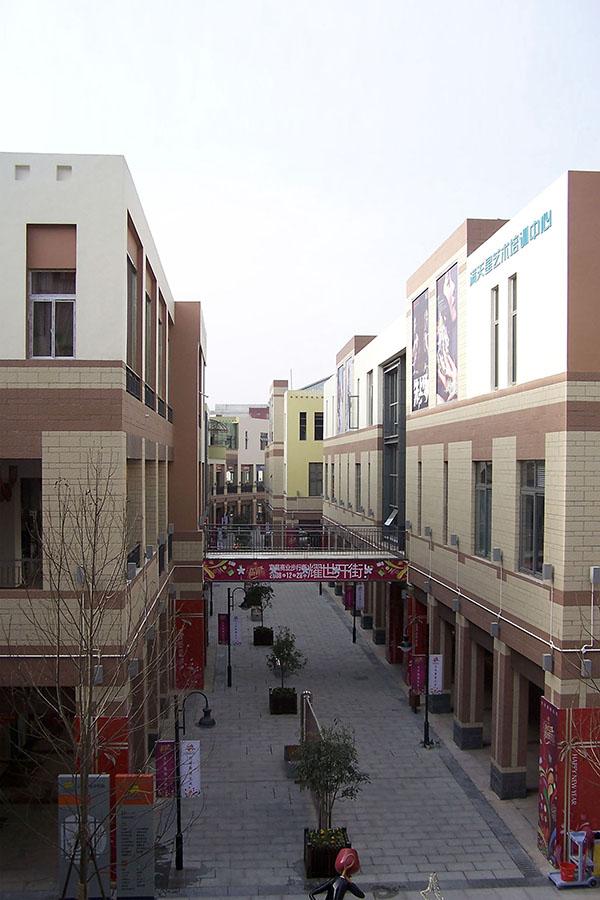 宜昌市中心商业步行街 (6)