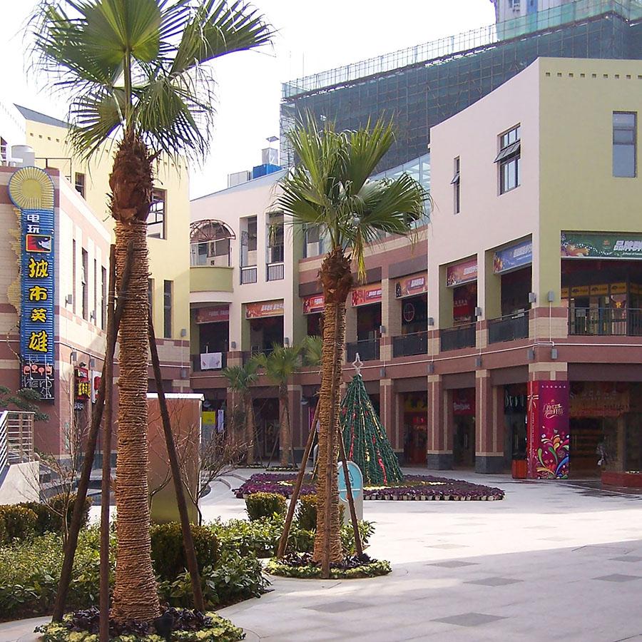 宜昌市中心商业步行街 (5)