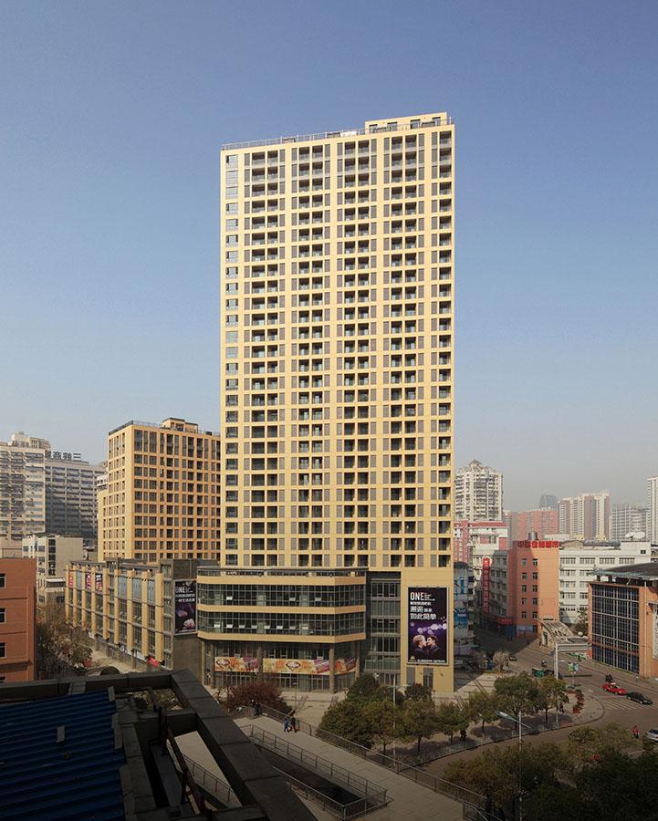 宜昌市中心商业步行街 (8)